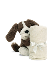 Jellycat  Bashful Fudge Puppy Soother - Product Mini Image