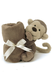 Jellycat Bashful Monkey Soother - Product Mini Image