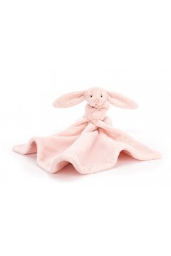 Jellycat Bashful Pink Bunny Soother - Alternate List Image