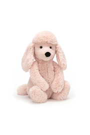 Jelly Cat Bashful Poodle Small - Front cropped