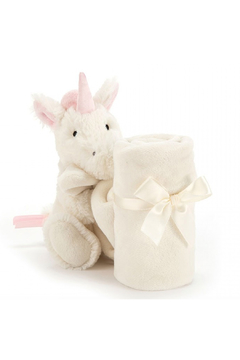 Jellycat Bashful Unicorn Soother - Alternate List Image