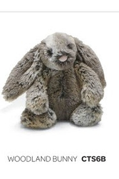 Jellycat Bashful Woodland Bunny Small - Product List Image