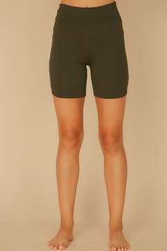 Shoptiques Product: Basic Bike Shorts