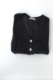 Meli by FAME BASIC CARDIGAN - Front cropped