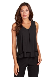 Frank Lyman Basic Chiffon Top, Multiple Colors - Product Mini Image