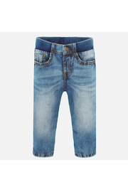 Mayoral Basic Jogger Jeans - Product Mini Image