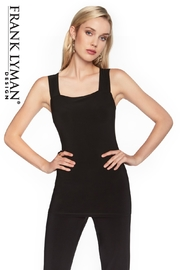 Frank Lyman Basic Square Neck Tank - Product Mini Image
