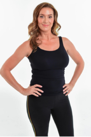 Suzette Collection Basic Stretchy Tank - Product Mini Image