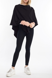 Look by M Basic Triangle Poncho - Product Mini Image