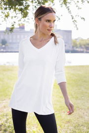 Noelle Basic Tunic - Product Mini Image