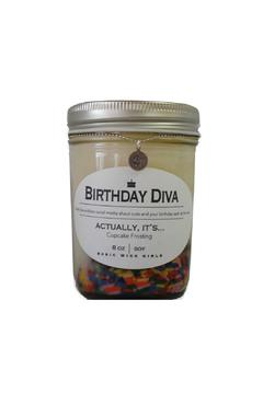 Shoptiques Product: Birthday Diva Candle