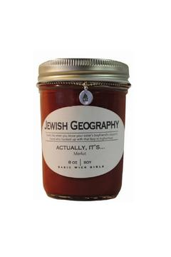Shoptiques Product: Highschool Geography Candle
