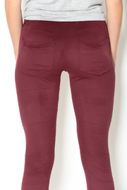 Basically Me Faux Suede Leggings - Other