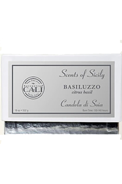 BARONESSA CALI Basiluzzo Scents of Sicily - Alternate List Image