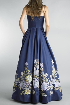 Basix Floral Ball Gown - Alternate List Image