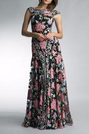 Basix Floral Gown - Product Mini Image
