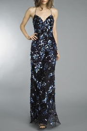 Basix Sequin Piattes Gown - Product Mini Image