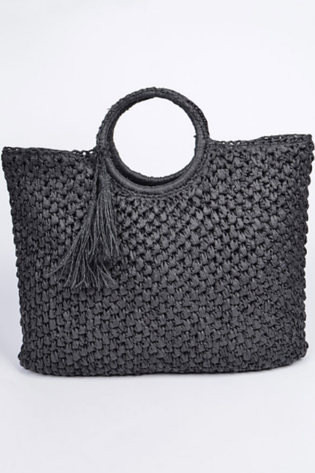 H&D Accessories Basket Tote Bag - Main Image