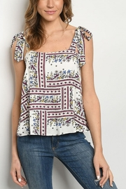 Lyn-Maree's  Basket Weave Top - Product Mini Image