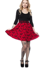 Sourpuss Bat Attack Dress - Product Mini Image