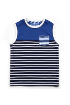 Kapital K Bateau Muscle Tank - Alternate List Image