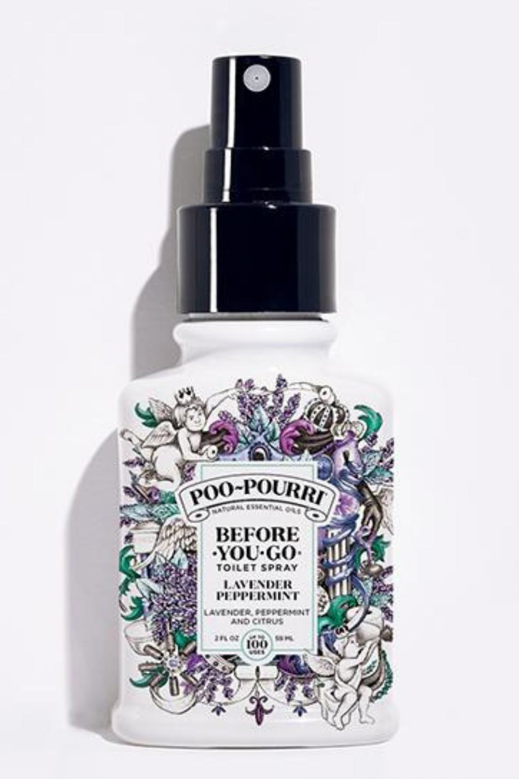 Bekah Kate's (Kitchen, Kids & Home) Bathroom Spray Peppermint - Main Image