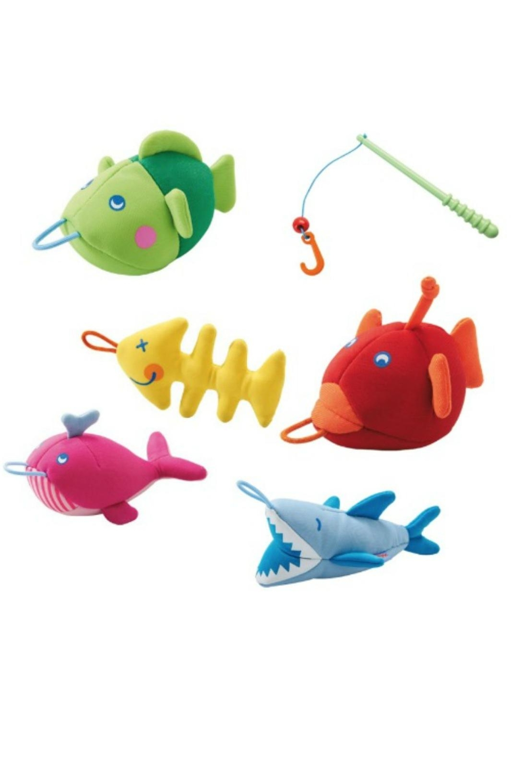 HABA USA Bathtub Angler Set - Front Cropped Image