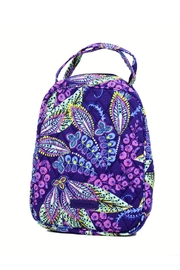 Vera Bradley Batik Leaves Lunch-Bunch - Product Mini Image