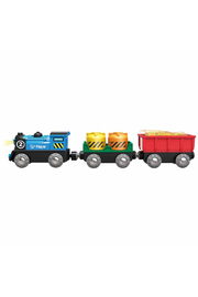 Hape  Battery Poweed Rolling-Stock Set - Front cropped