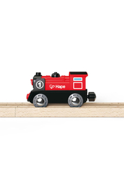 Hape Battery Powered Powered NO. 1 - Front cropped