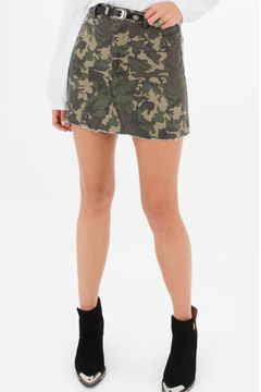 White Crow Battlefield Fringe Camo Skirt - Product List Image
