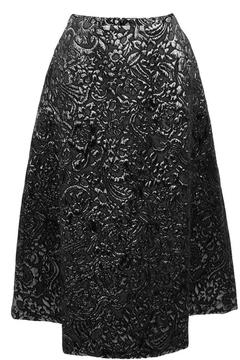 Shoptiques Product: Brocade A Line Skirt