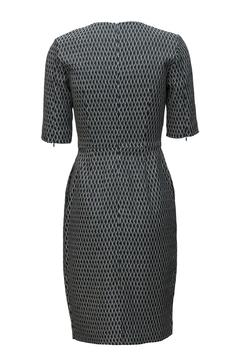 Shoptiques Product: Fitted Jacquard Dress
