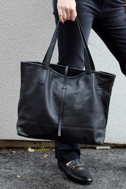 Bauxo Leather Tote - Product Mini Image