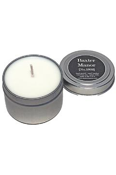 Baxter Manor Holiday Hearth 4oz Candle - Product List Image