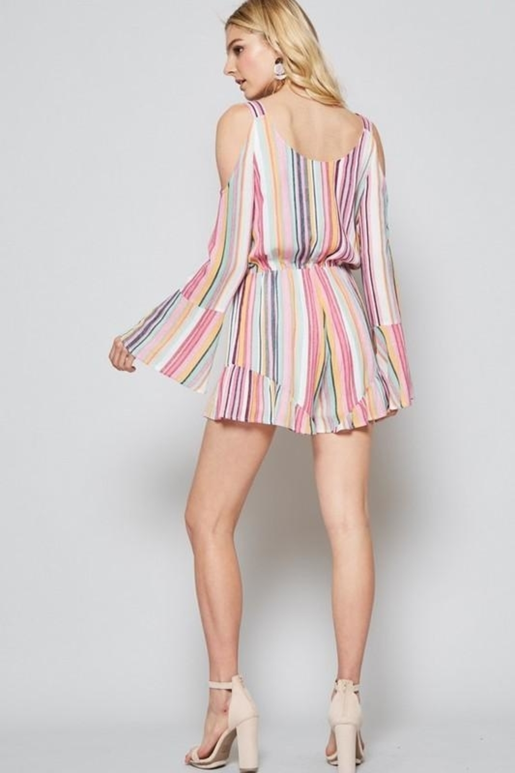 Andree Bay Breeze romper - Front Full Image