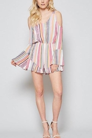 Andree Bay Breeze romper - Front cropped