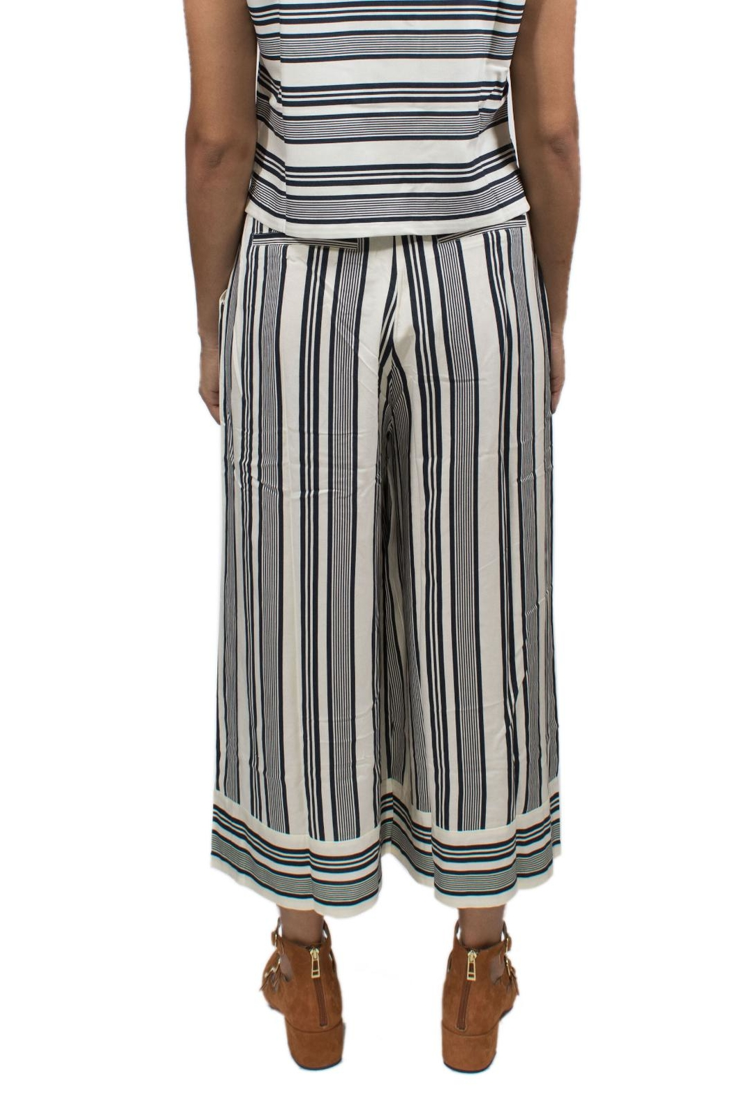 Native Youth Bay Cullote Pant - Front Full Image