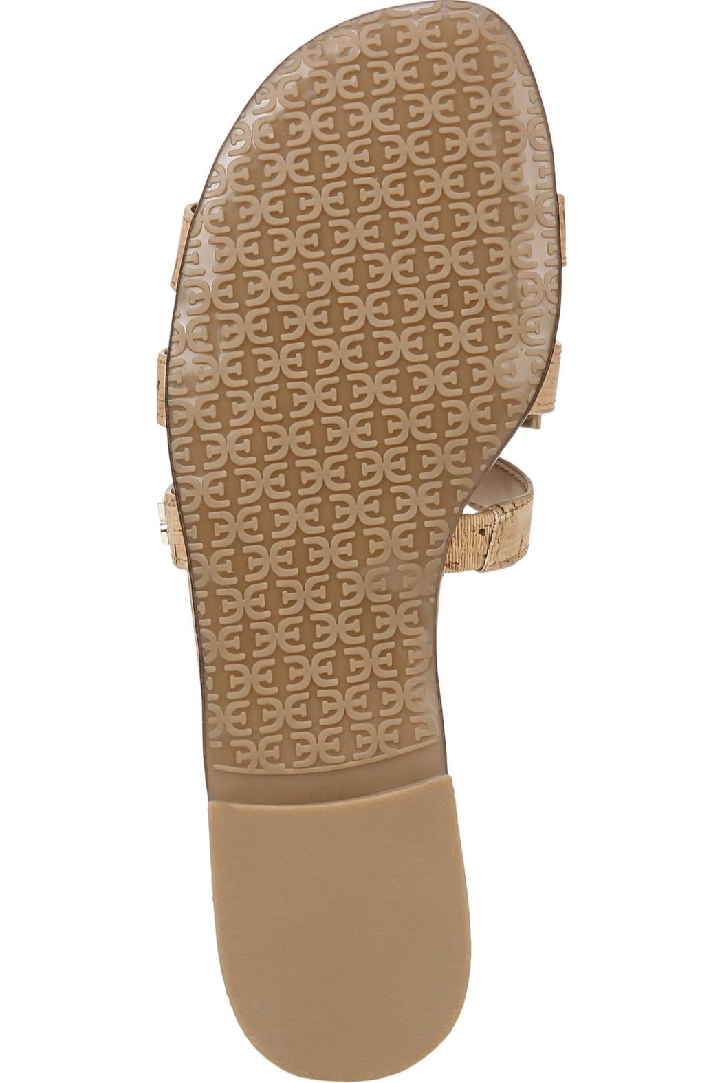 Sam Edelman Bay Cutout Slide - Back Cropped Image