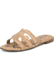 Sam Edelman Bay Cutout Slide - Front cropped