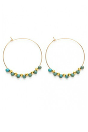 Amano Trading Bayas hoops - Front cropped