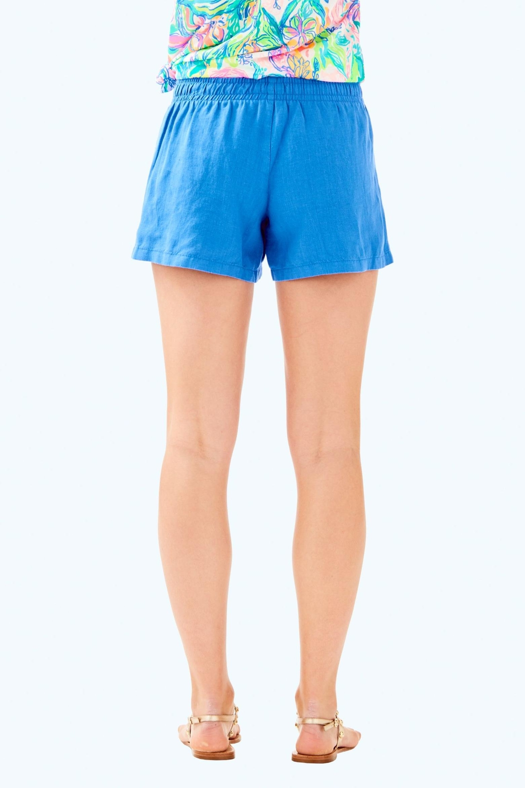 Lilly Pulitzer Baybreeze Short - Front Full Image