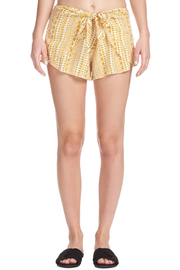 Elan Bayside Striped Short - Product Mini Image
