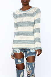 BB Dakota Harrington Stripe Sweater - Product Mini Image