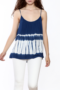 Shoptiques Product: Tie Dyed Swing Top