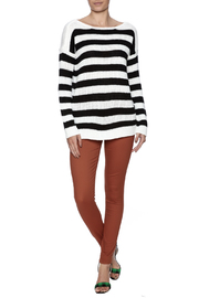 BB Dakota Long Sleeve Sweater - Front full body