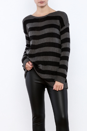 BB Dakota Striped Sweater - Product Mini Image