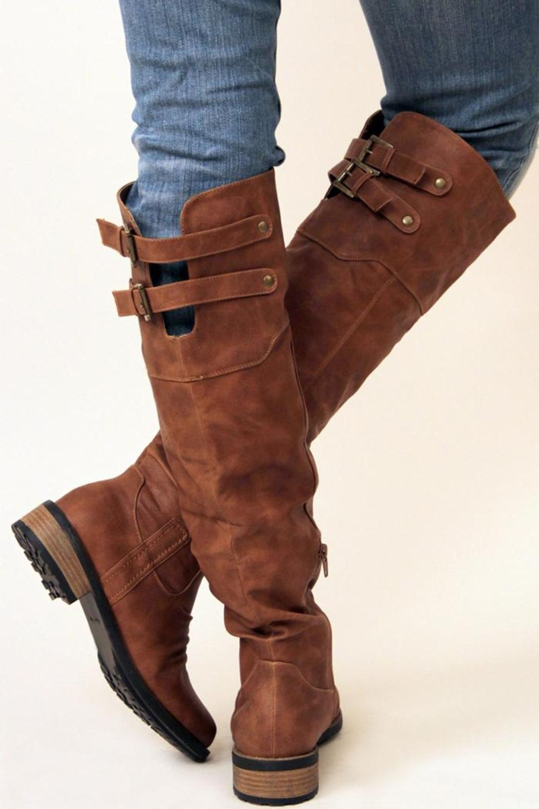 Nectar Knee High Boot from California by Nectar Clothing — Shoptiques