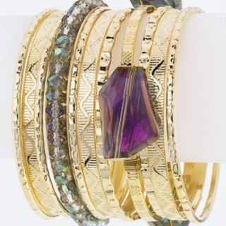 Shoptiques Product: Bangle Set