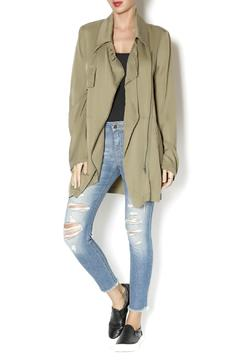 Gentle Fawn Intrepid Jacket Olive - Product List Image